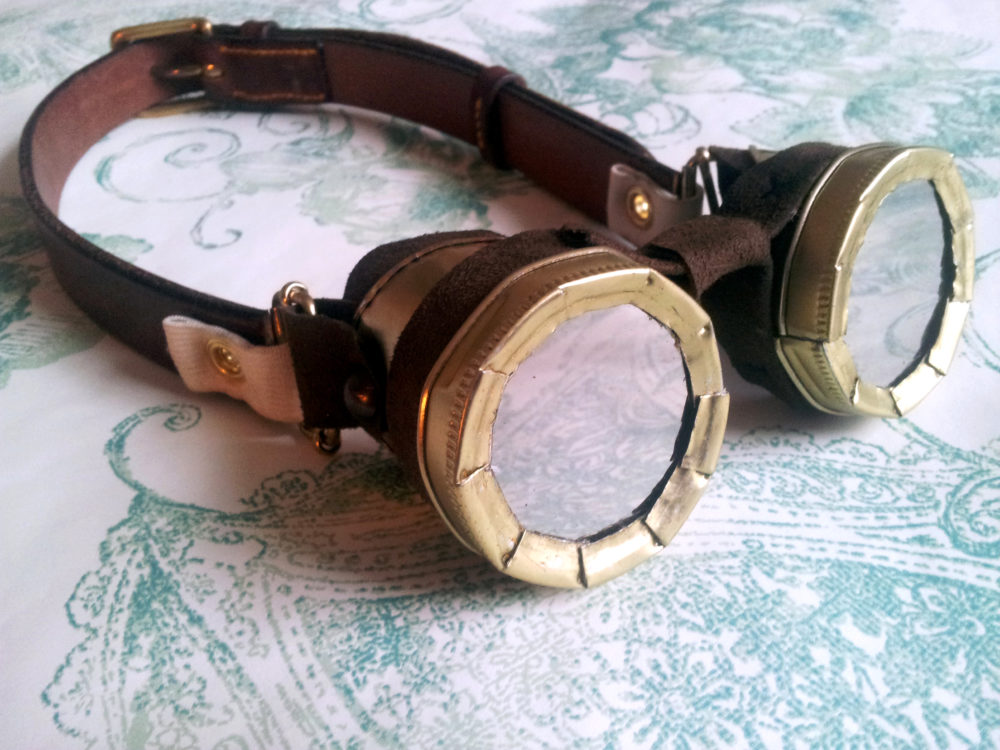 Goggles of the Professor